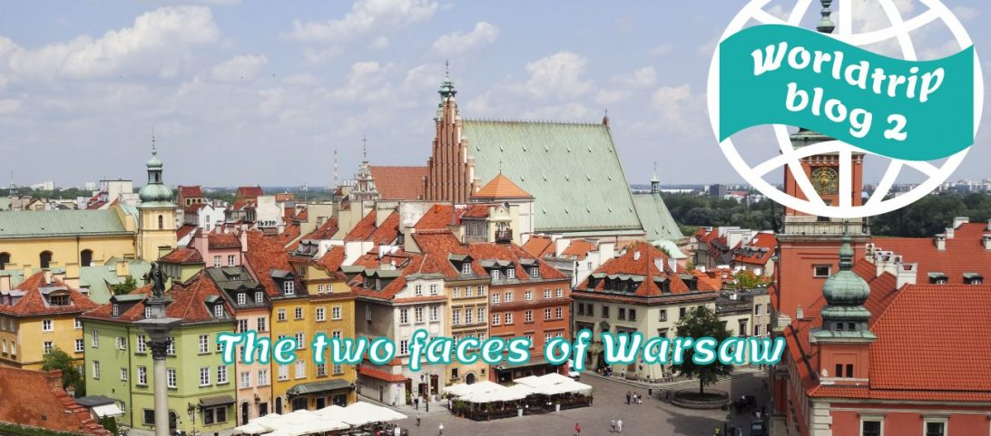 The two faces of Warsaw