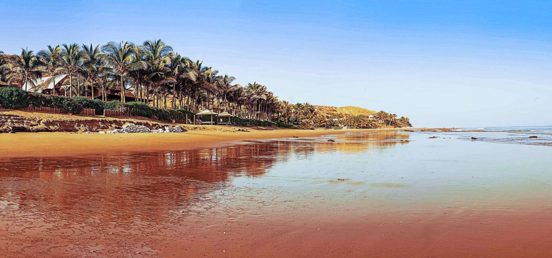 Mancora has the most beautiful sandy beach in Peru and is great for surfing
