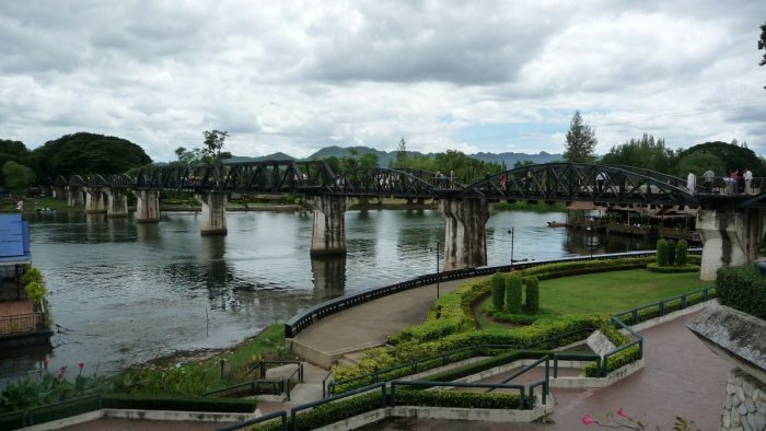 Bridge on the River Kwai & the Death Railway